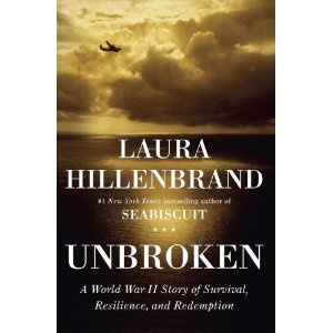 unbroken laura hillenbrand new york times bestsellers sea biscuit world war II 2  amazon top10